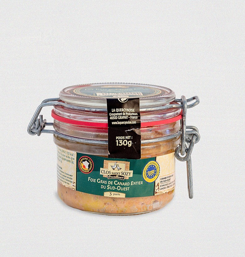 Foie gras 130gr